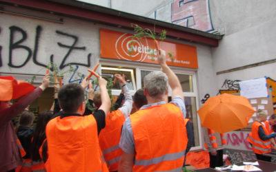 KLIMASCHUTZ TRIFFT FAIREN HANDEL: LEUCHTWESTEN FÜR ALLE IN HAMBURG!